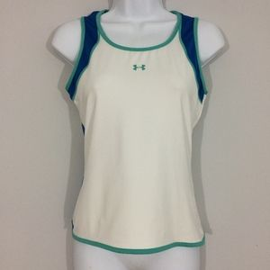 Under Armour Womens S Ventilated Athletic Tank Top